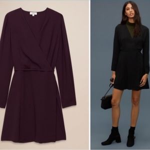 Wilfred Harlay Wrap Dress in Noble NWT $175